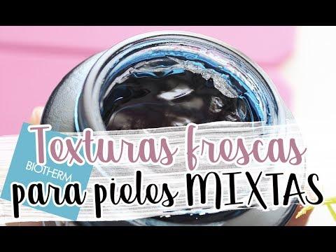 Texturas Frescas Y Ligeras Para PIEL MIXTA (BIOTHERM AQUASOURCE)