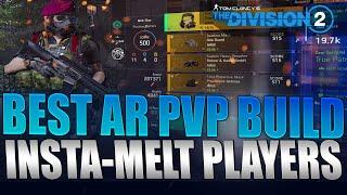 Die Division 2 - BEST AR-PvP-Build-Guide | Hohe DPS Schmelze Spieler