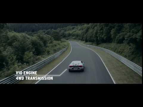 Lamborghini grabs Nurburgring lap record with Huracan Performante