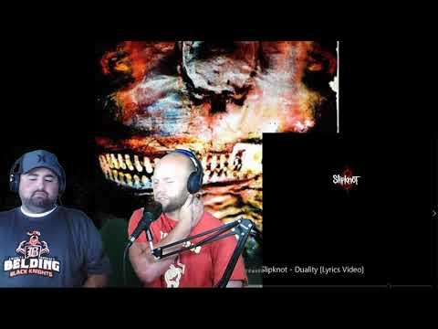 Pastor React-Slipknot-Duality