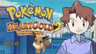 El encuentro con el pokemaniaco de Kanto y un nuevo compañero/Pokemon Heart Gold #14