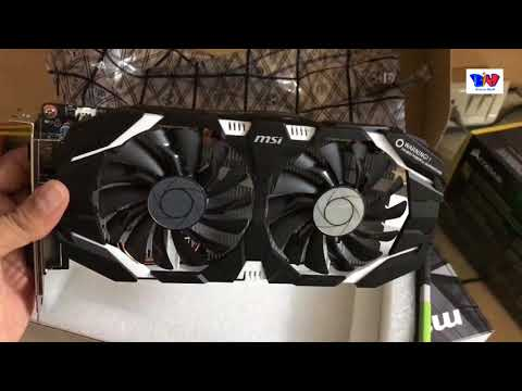 MSI GTX1060 Unboxing And What Coin To Mine In 2018.
