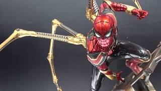 Iron Studios Iron Spider-Man Avengers Infinity War (1:4 Scale)