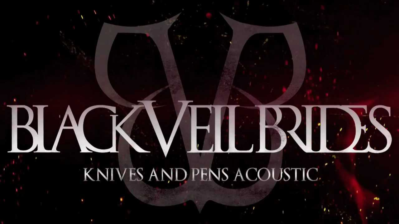 Veil Brides Knives And Pens 91