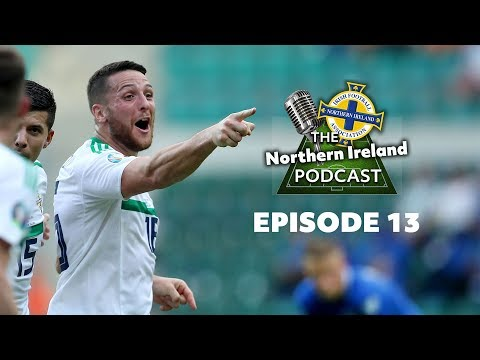 Northern Ireland Podcast | Conor Washington