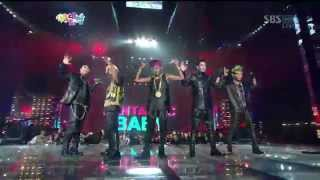 G-Dragon(One of a kind + Crayon) + Bigbang (Fantastic Baby special stage)