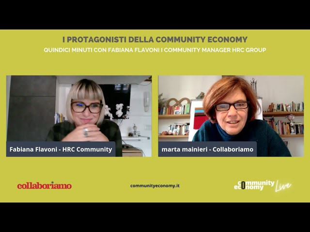 Ep. 20 | Fabiana Flavoni | Community Manager HRC Group