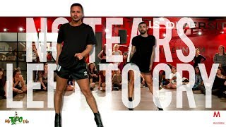 Arianna Grande - No Tears Left To Cry | Choreography with Yanis Marshall Video