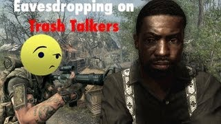 Video Eavesdropping on Trash Talkers (Ghetto Edition) - Call of Duty: Black Ops download MP3, 3GP, MP4, WEBM, AVI, FLV Desember 2017
