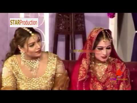 Tariq Tedi And Zafri Khan New Punjabi Stage Drama Full Comedy Show 2018