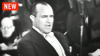 On TV: Leonard Warren - On the Road to Mandalay - 1949