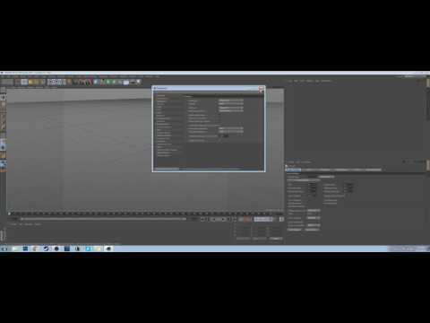 How to actually reset cinema 4d to default: Cinema 4D for Beginners episode 2