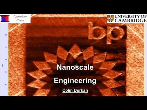 BP-ICAM Webinar Series 2016: Nanoscale Engineering