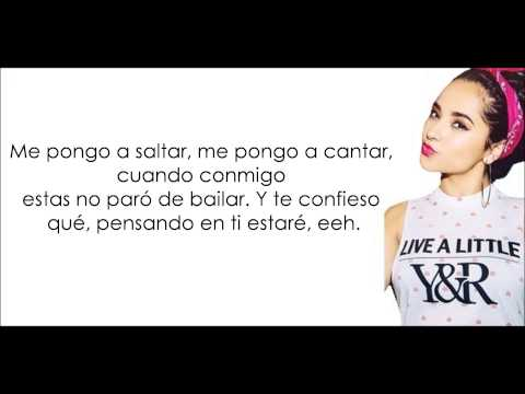 Becky G - Shower (Spanglish Version) [Lyrics]