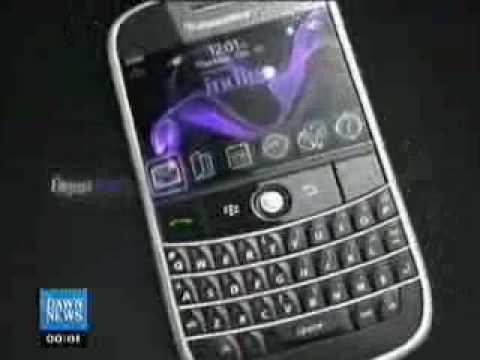 mobilink blackberry