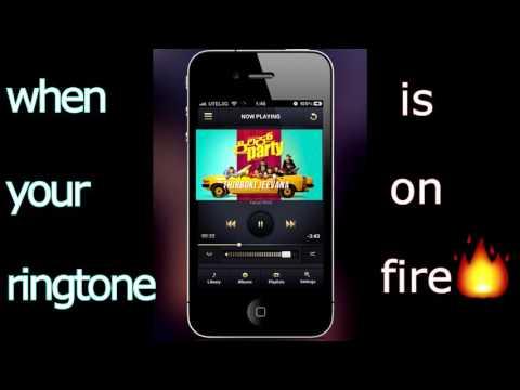 I Phone Ringtone!!kirik Party hamma Song