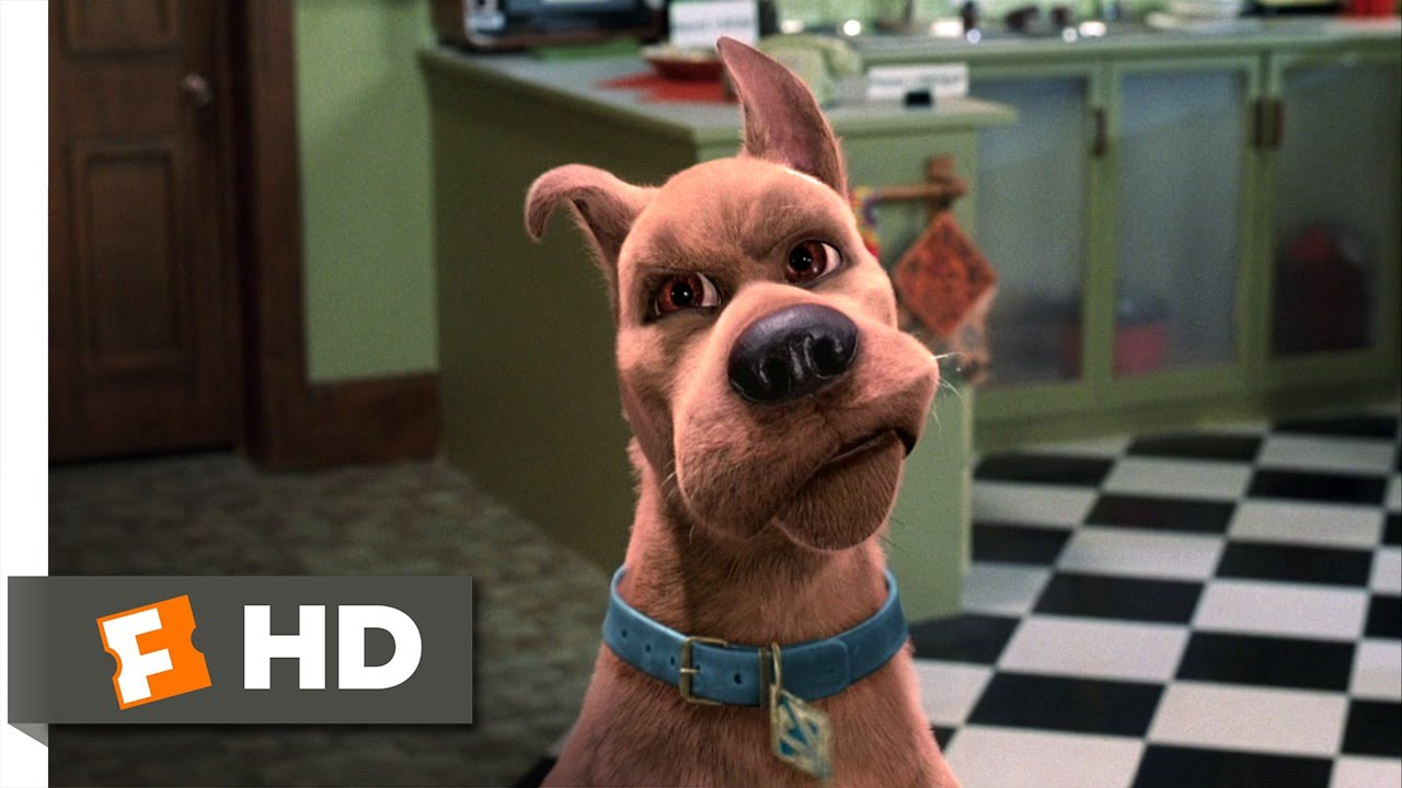 Scooby-Doo (5/10) Movie CLIP - Burping and Farting (2002 ...