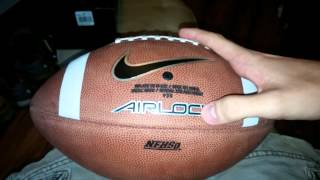 Nike Vapor Elite Airlock Football-Review