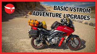 Suzuki Vstrom review - is the V-Strom a good adventure touring motorcycle?
