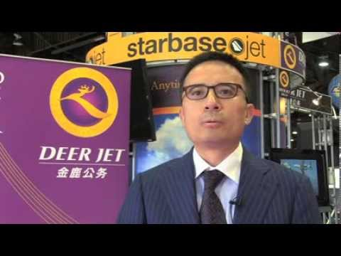 Chinese business aviation operator Deer Jet announces its new partnership with US Starbase Jet