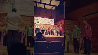 Voices of the South Children's Choir - Davao at 11th Orientale Concentus Singapore