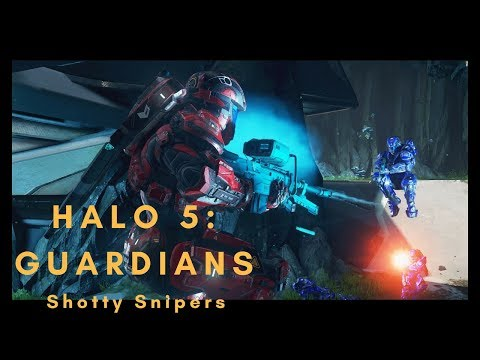 Halo 5: Guardians | Shotty Snipers - Fall Season 2017-18