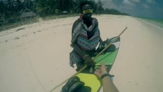 Zanzibar Paje Beach 2017