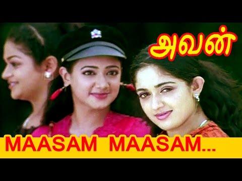 Tamil Movie | Avan [ Aparichithan ] | Movie Song | Maasam Maasam..