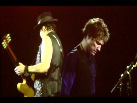Bon Jovi - Dry County (New York 2011)