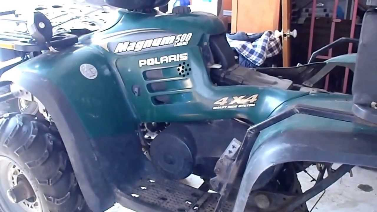 2004 Polaris 500 Sportsman Electrical Schematic Auto Share The