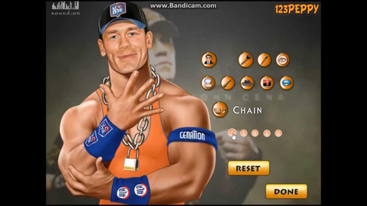 Uncategorized John Cena Games For Kids shitty free wrestling games 1 john cena dress up youtube