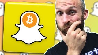 Snapchat Loves Crypto (new BTC Price Prediction)