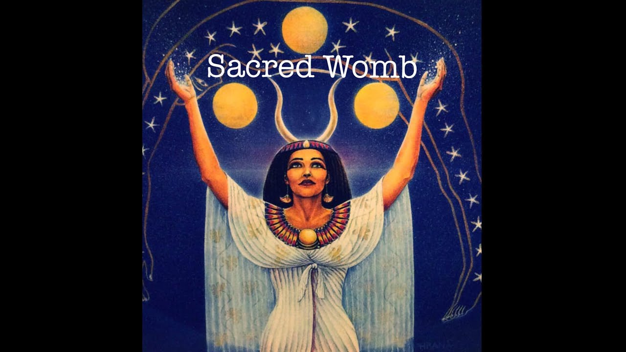 Sacred Woman Rites of Passage Week 1 Reflections: Nut-Gateway of the Sacred  Womb