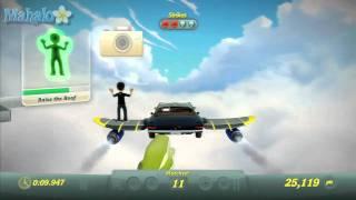 Kinect Joy Ride - Trick - Perilous Peaks