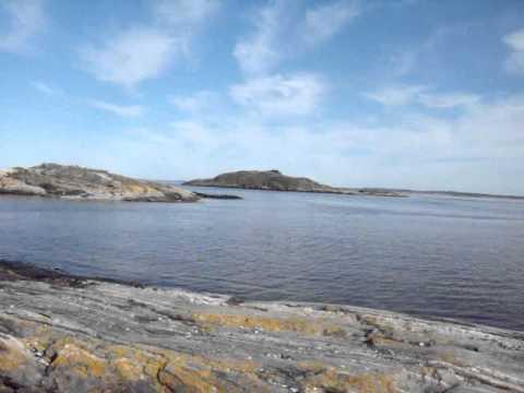 Rörvik-badplats-Kosteröarna