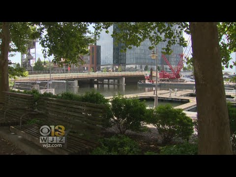 Bridge To Connect Harbor East And Harbor Point Finally Opens In Baltimore