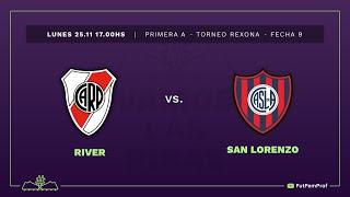 River 1 - 1 San Lorenzo | #VamosLasPibas | Fútbol femenino