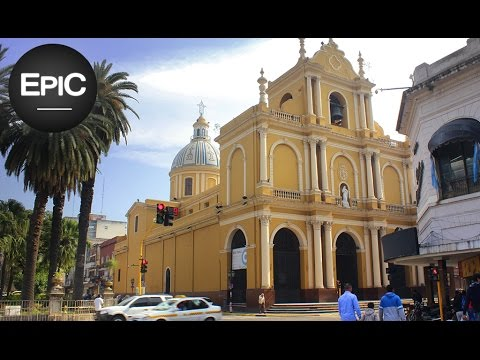 Quick City Overview: Tucumán, Argentina (HD)