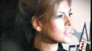 Eva Mendes: Maxium, October 2007