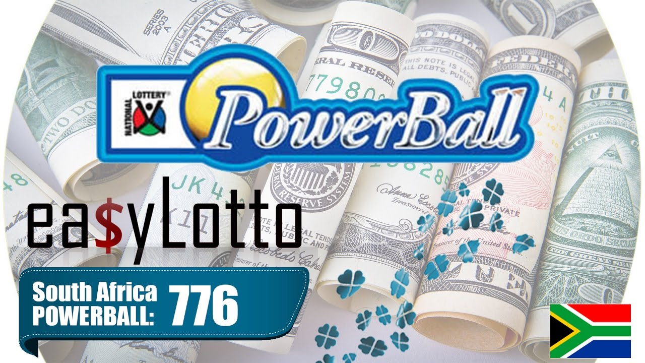 how to play lotto powerball south africa