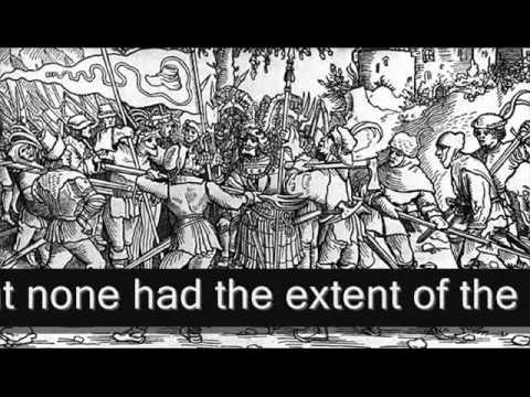 the peasant's revolt in the german The peasants' revolt , also called wat tyler's rebellion or the great rising , was a major uprising across large parts of england in 1381 the revolt had various.