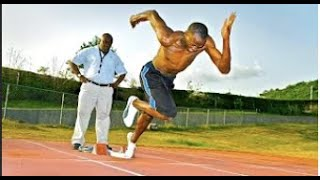 Usain Bolt - Training Session thumbnail