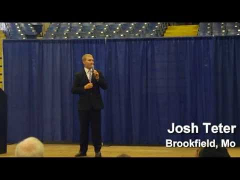 Missouri Professional Auctioneer's Association 2013 Bid Calling Championships