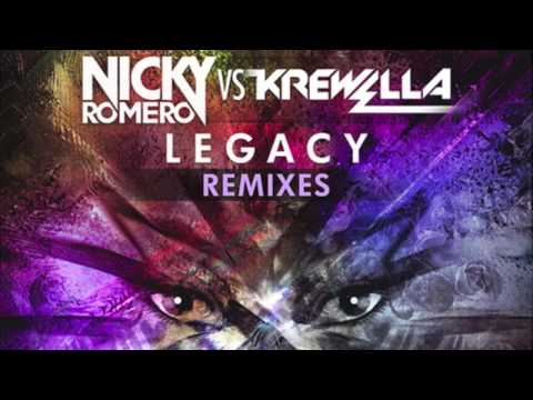 Nicky Romero & Krewella - Legacy (Candyland's OG Remix)