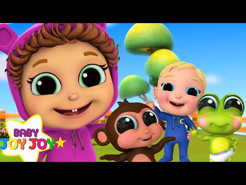 if-you're-happy-and-you-know-it-sing-along-|-nursery-rhymes-&-kids-songs---baby-joy-joy