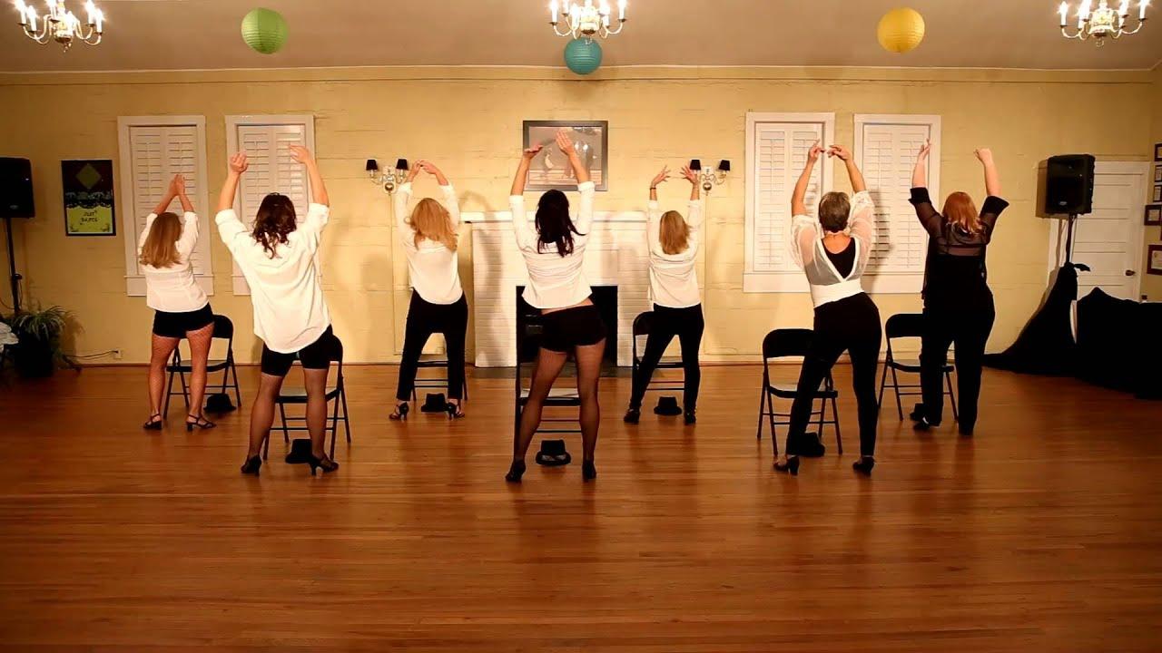 on chair dance covers kings lynn rock dat booty 39feeling good 39 youtube
