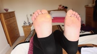 Repeat youtube video Marina Joyce Feet And Soles Compilation