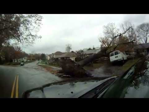 Hurricane Sandy: The Aftermath in Union County, NJ
