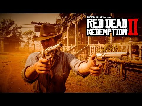 Segundo video oficial del gameplay de Red Dead Redemption 2