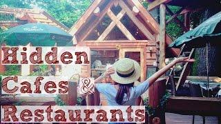 Tokyo Hidden Spots: Local Tokyo Restaurants & Cafes In Tokyo| 桜新町の隠れ家・サザエさん通り